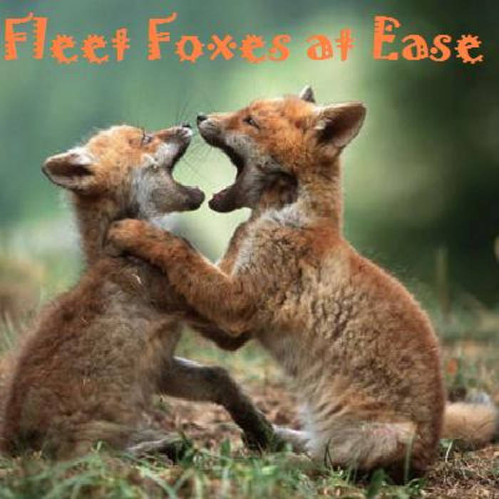 Fleet Foxes At Ease: A Tribute Album cover art