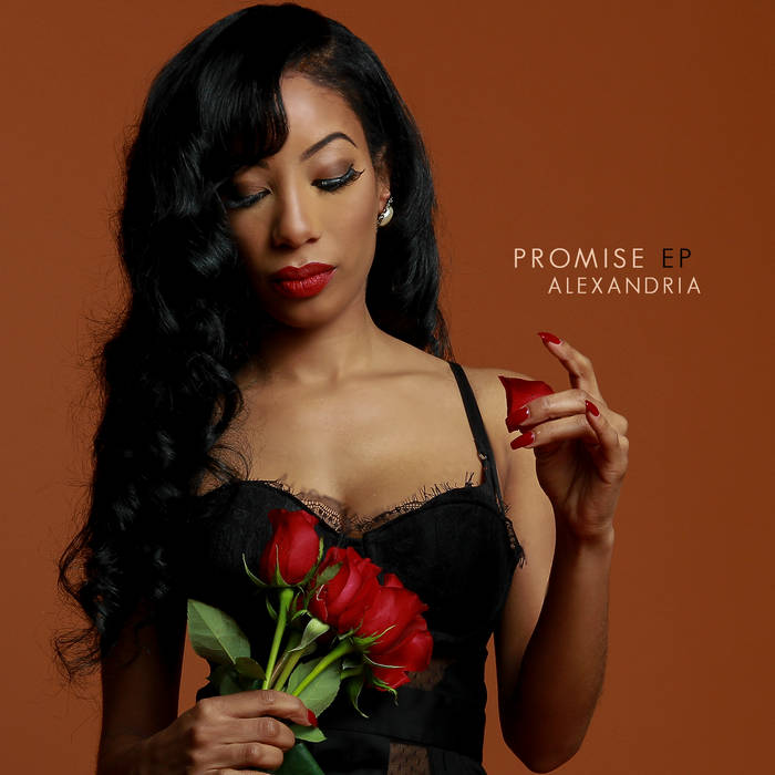 Promise EP cover art