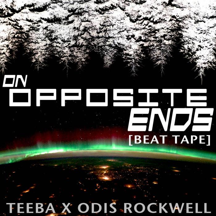 On Opposite Ends [beat tape] cover art