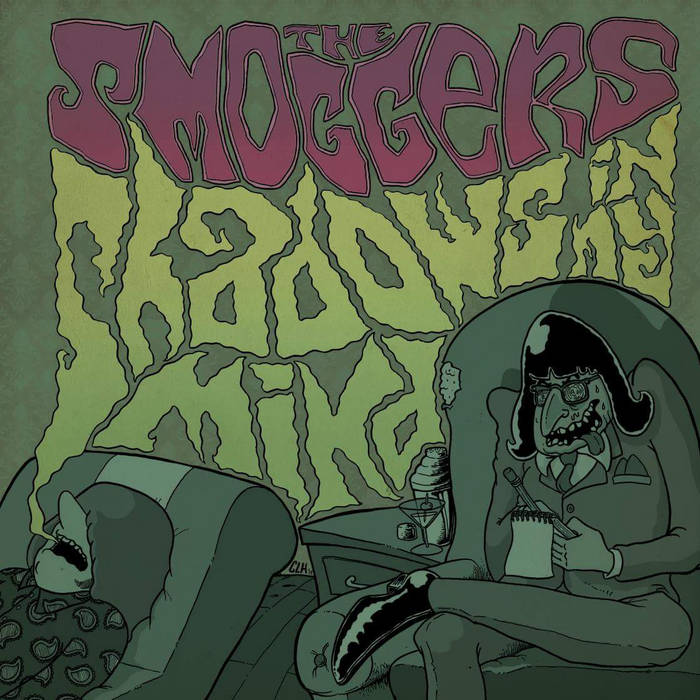 SHADOWS IN MY MIND LP cover art