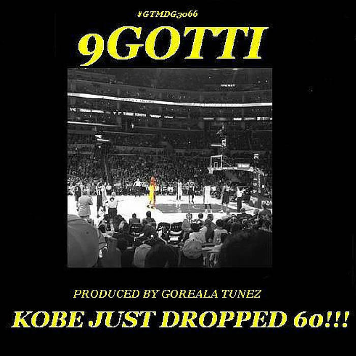 Kobe Just Dropped 60 cover art