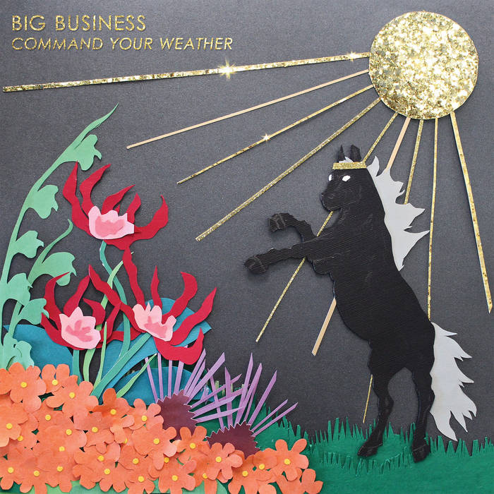 Command Your Weather cover art