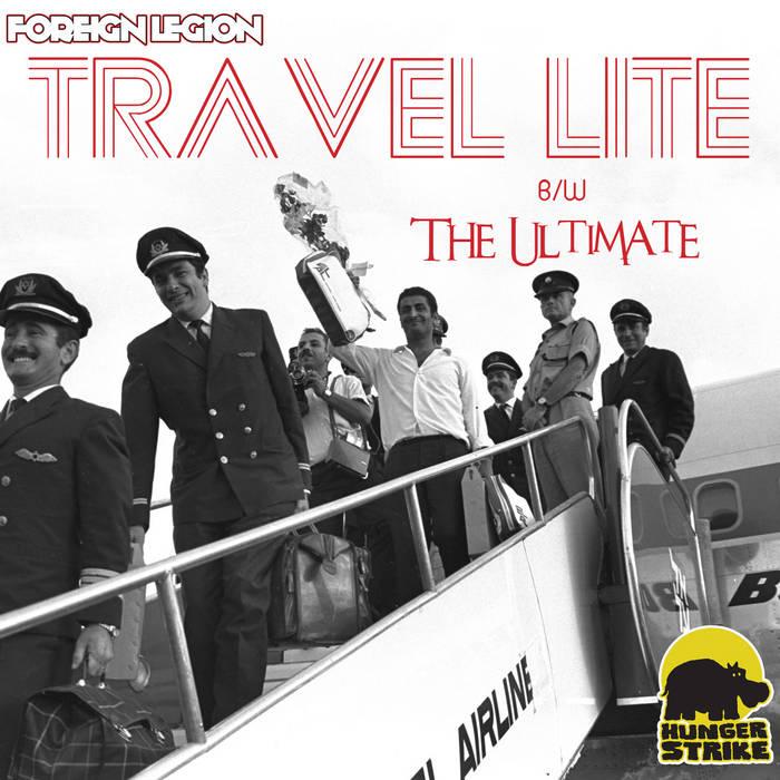 Foreign Legion - Travel Lite (Single) cover art