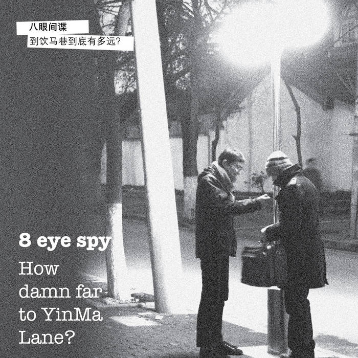 How Damn Far To YinMa Lane? cover art