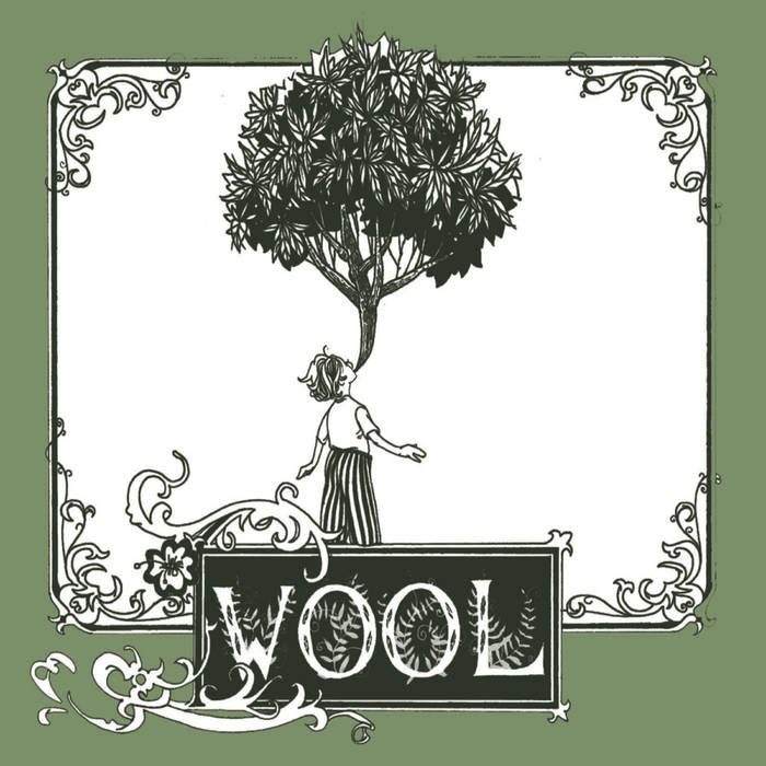 Wool cover art