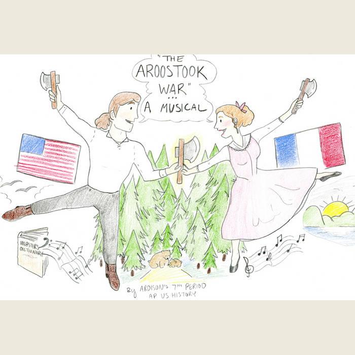 The Aroostook War: A Musical cover art