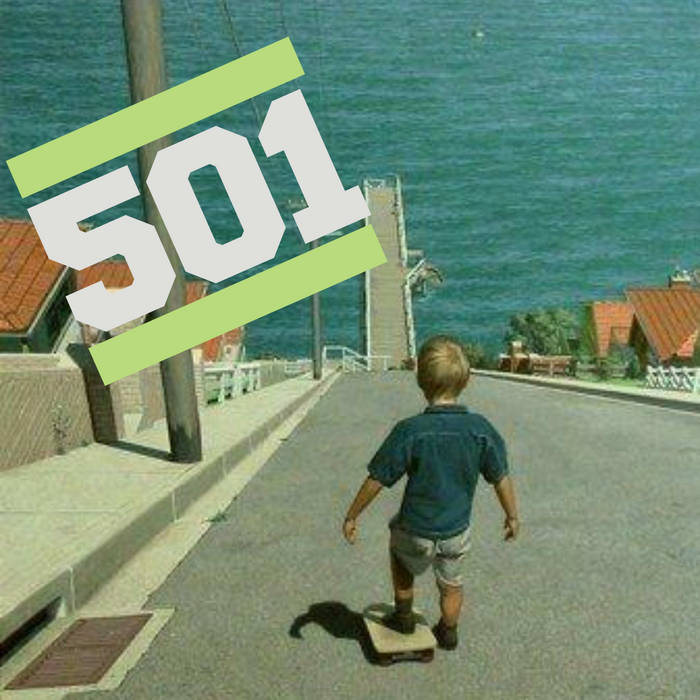 501# E.P. 2012 cover art
