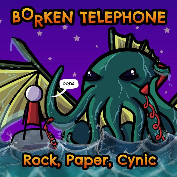 Borken Telephone cover art