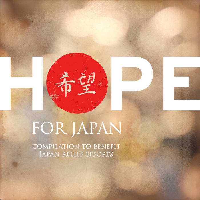 Hope For Japan cover art