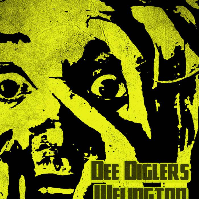 Split with Welington Irish Black Warrior cover art