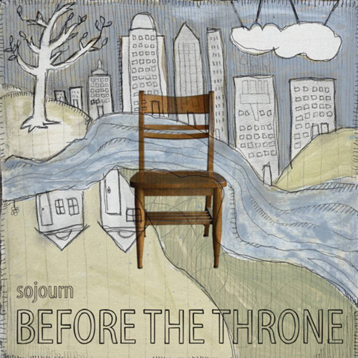 Before The Throne cover art