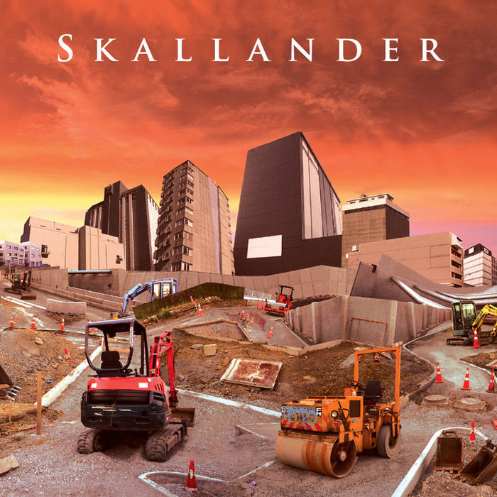 Skallander cover art