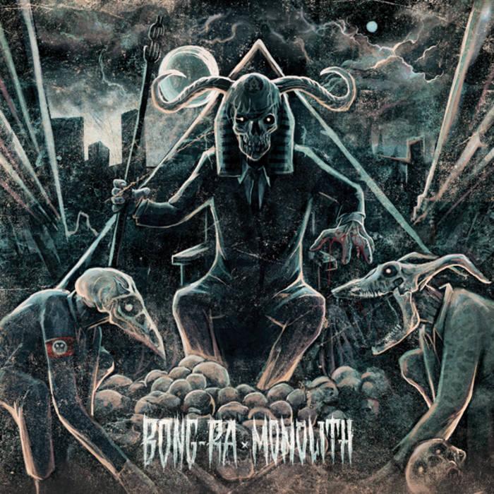 Monolith cover art
