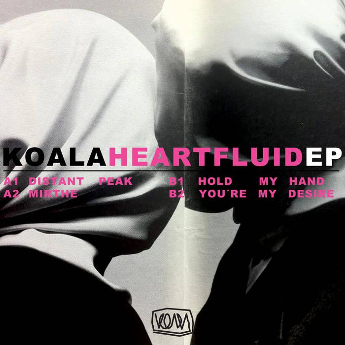 Heartfluid EP cover art