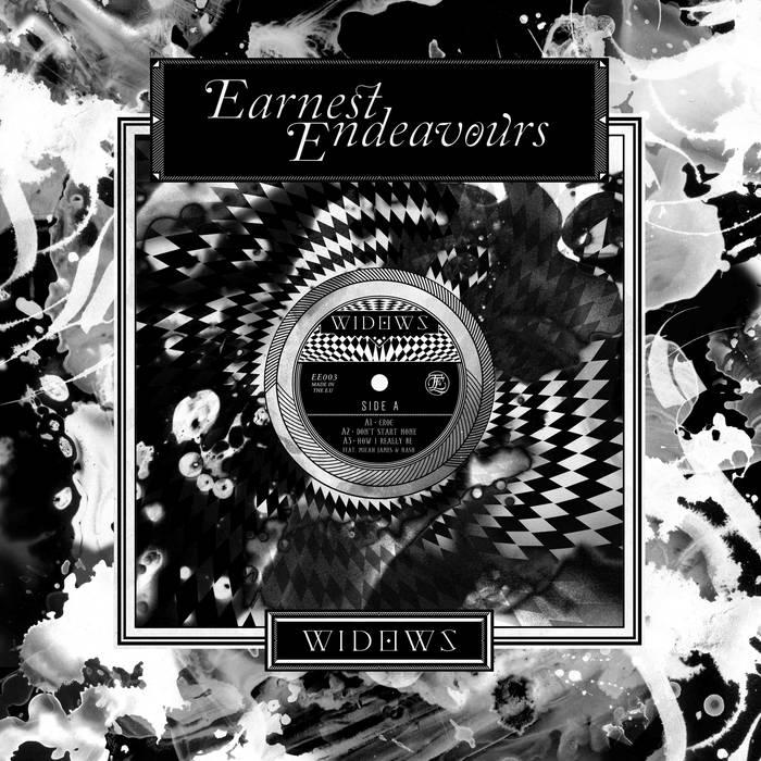 Widows EP cover art