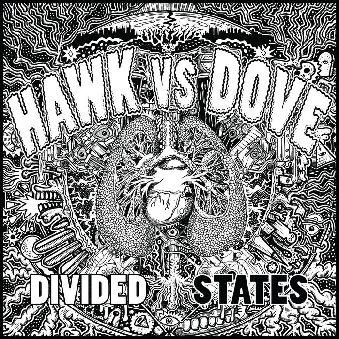 Divided States cover art