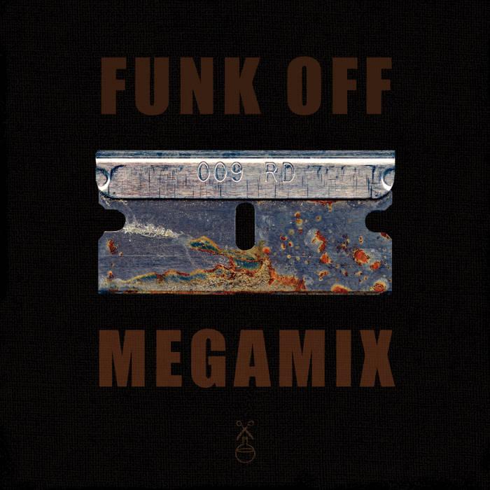 FUNK OFF MEGAMIX cover art