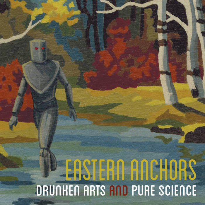 Drunken Arts and Pure Science cover art