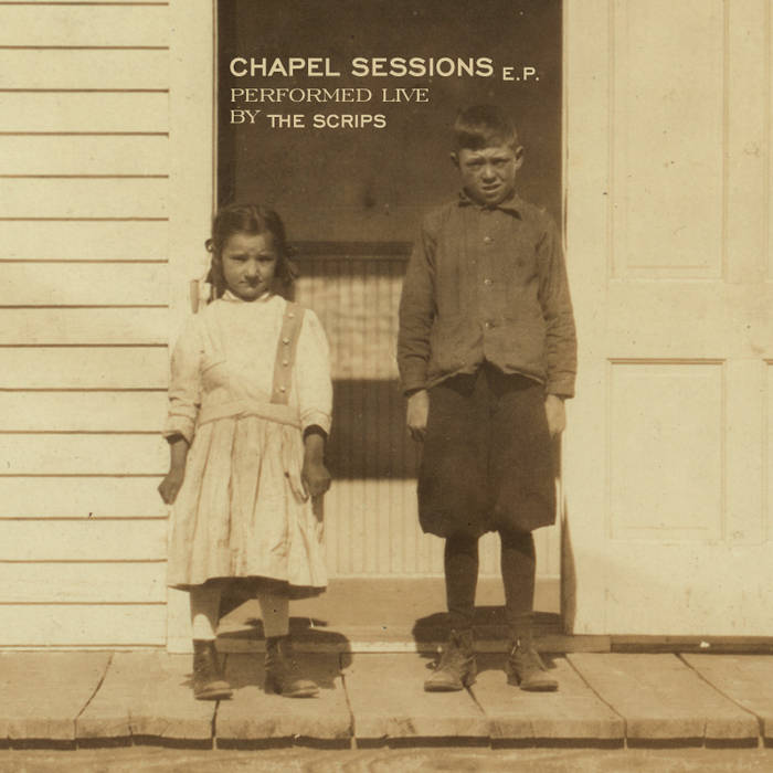Chapel Sessions cover art