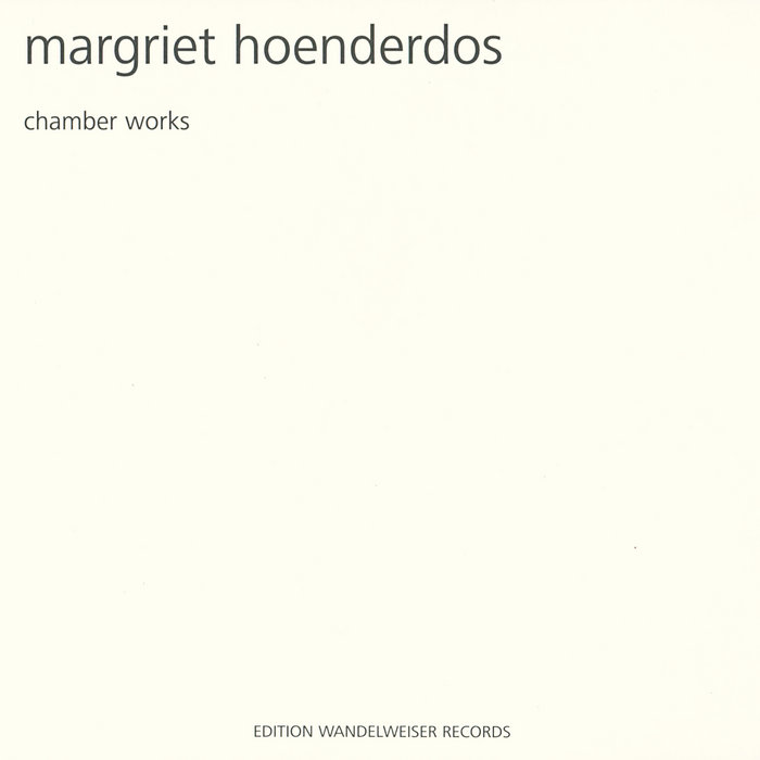 chamber works cover art