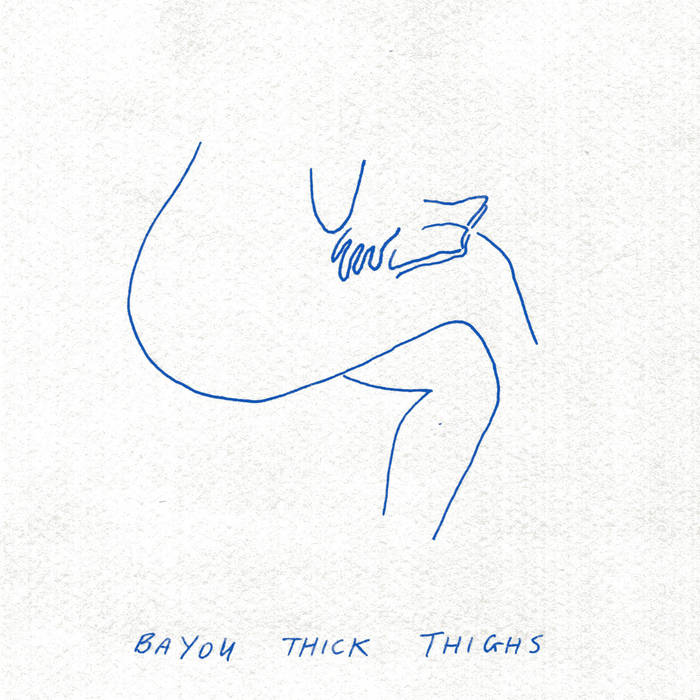 Thick Thighs EP cover art
