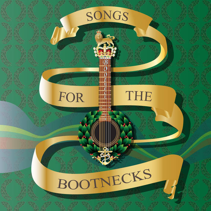 Songs For The Bootnecks cover art