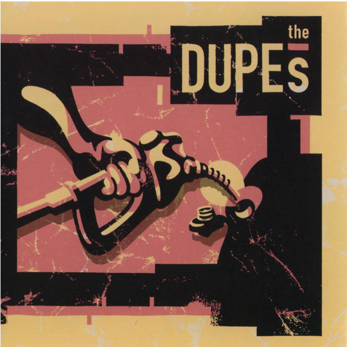 THE DUPES - The Long Way Back cover art
