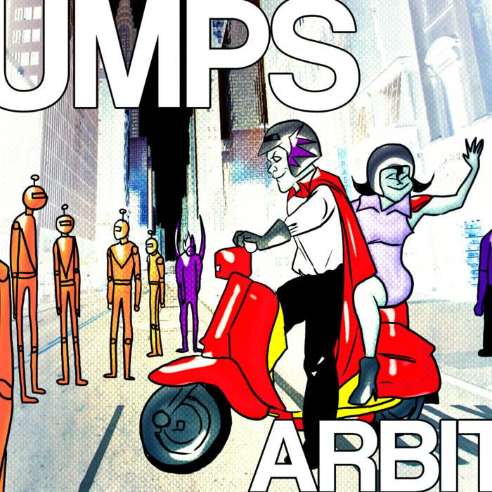UMPS cover art