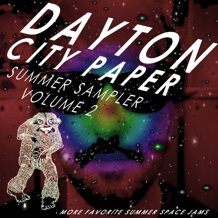 Dayton City Paper Summer Sampler Vol. 2 cover art