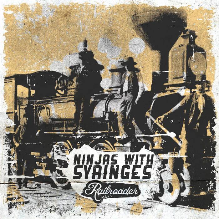 Railroader cover art