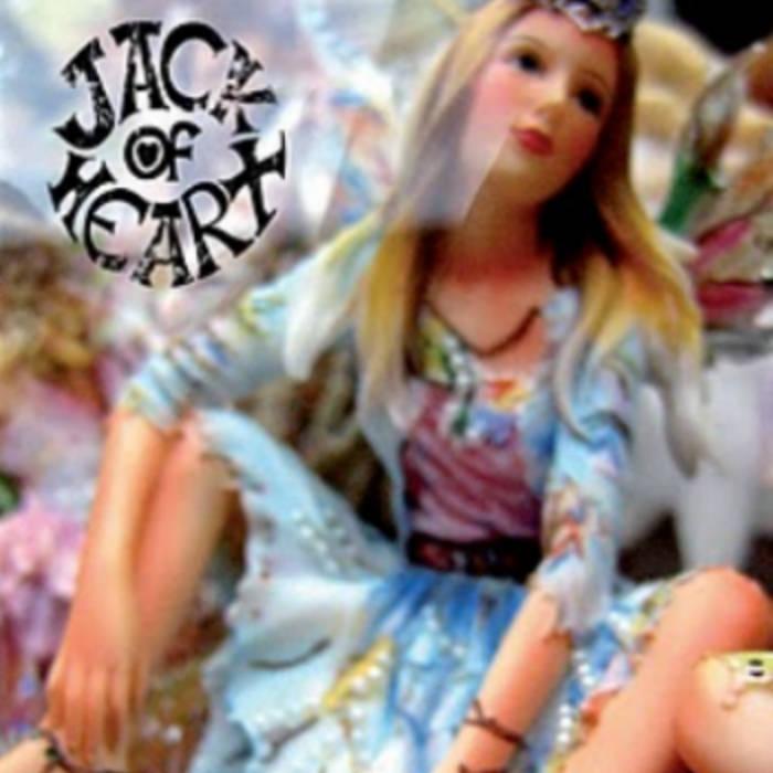 """JACK OF HEART """"Eureka"""" EP cover art"""