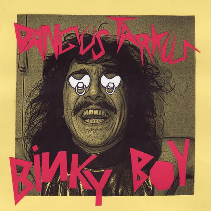BINKY BOY cover art