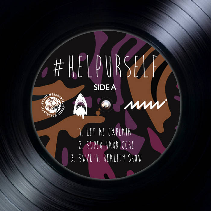 #HelpUrSelf SIDE A cover art