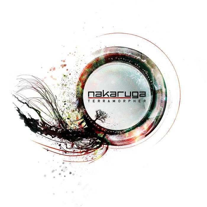 Terramorpher cover art