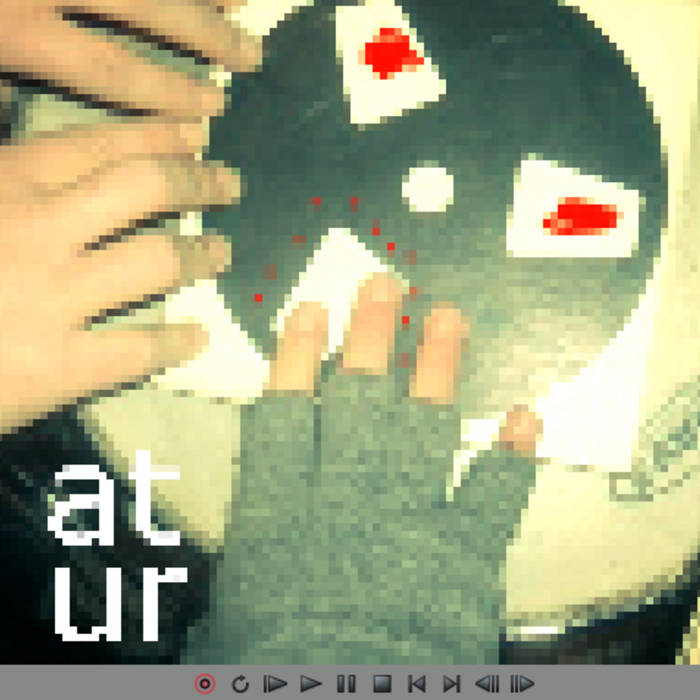 At Ur Fingertips cover art