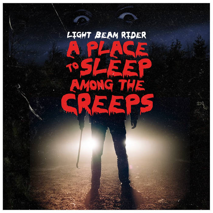A Place to Sleep Among the Creeps cover art