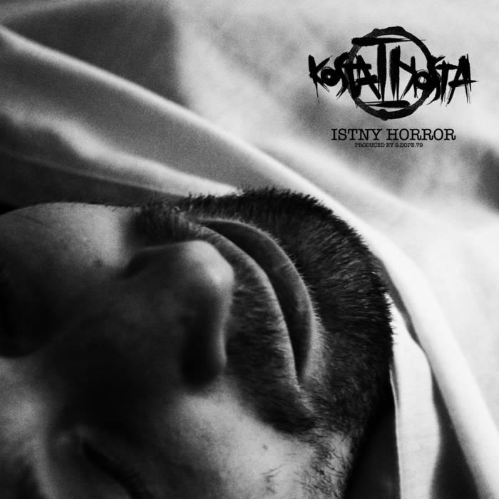 Kosta 2 Kosta - Istny horror ( single ) cover art