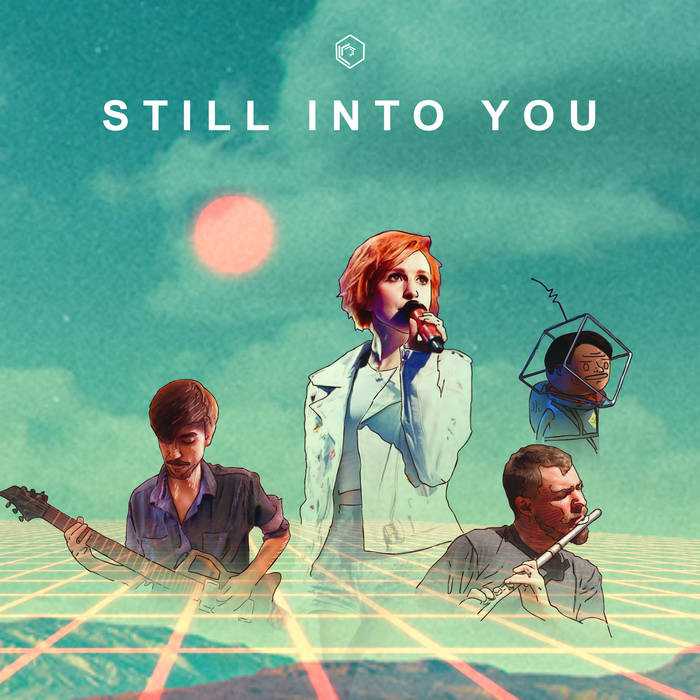 Paramore - Still Into You (Cubed Remix) cover art