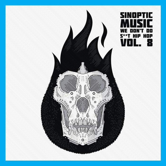 We Don't Do S**t Hip-Hop - Vol 8 (FreEP) cover art