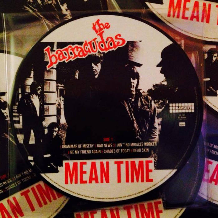 Mean Time cover art