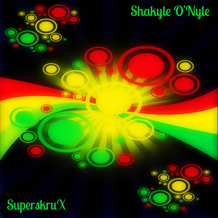 Shakyle O'Nyle - Single cover art