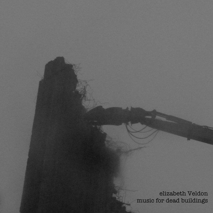 music for dead buildings cover art