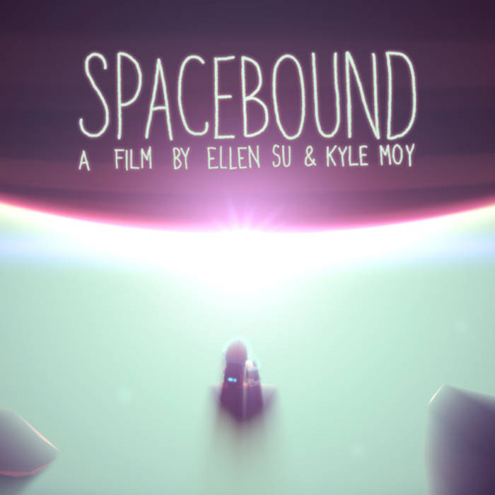 Spacebound Soundtrack cover art