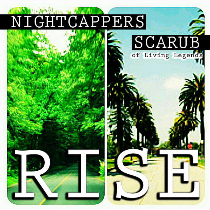 RISE with SCARUB of Living Legends cover art