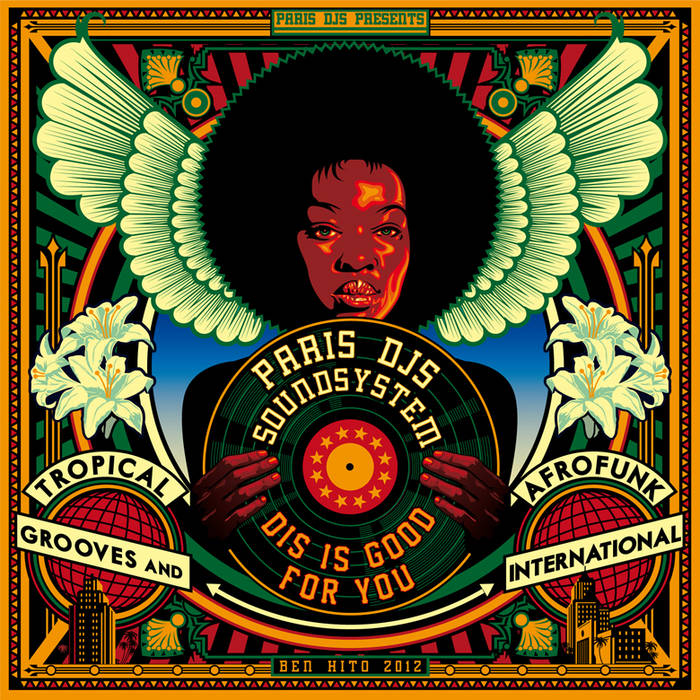 Dis Is Good For You - Tropical Grooves and Afrofunk International cover art