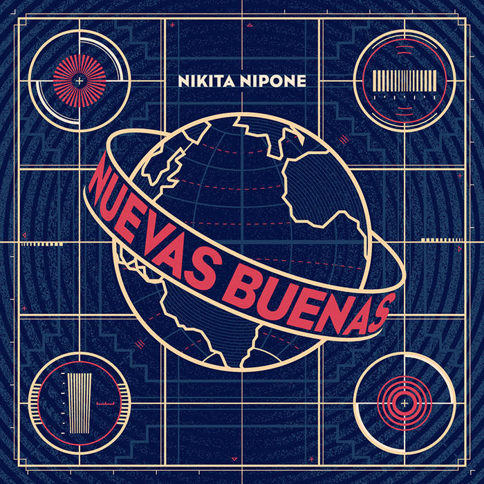 Nuevas Buenas cover art