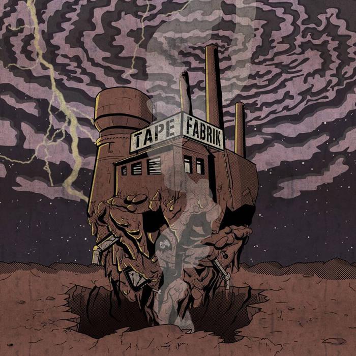 Tapefabrik Compilation Digitalversion cover art