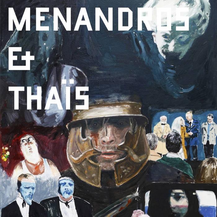 Menandros & Thaïs Film Soundtrack cover art