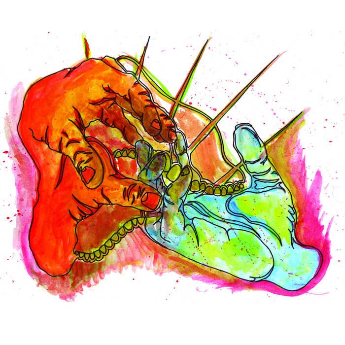 Hands & Teeth cover art