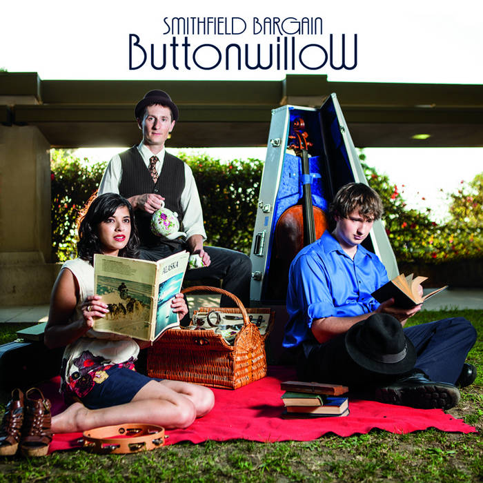 Buttonwillow EP cover art
